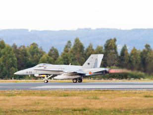 C.15-65 - Spain - Air Force McDonnell Douglas EF-18A Hornet