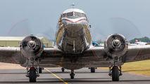 N24320 - Private Douglas DC-3 aircraft