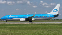 PH-BXS - KLM Boeing 737-900 aircraft