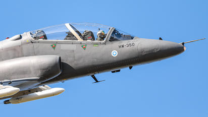 HW-350 - Finland - Air Force: Midnight Hawks British Aerospace Hawk 51