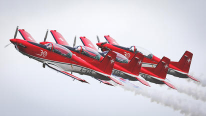A-926 - Switzerland - Air Force: PC-7 Team Pilatus PC-7 I & II