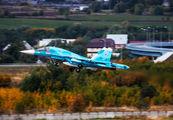 RF-93838 - Russia - Air Force Sukhoi Su-34 aircraft