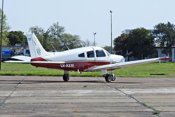 LV-AXM - Private Piper PA-28 Warrior