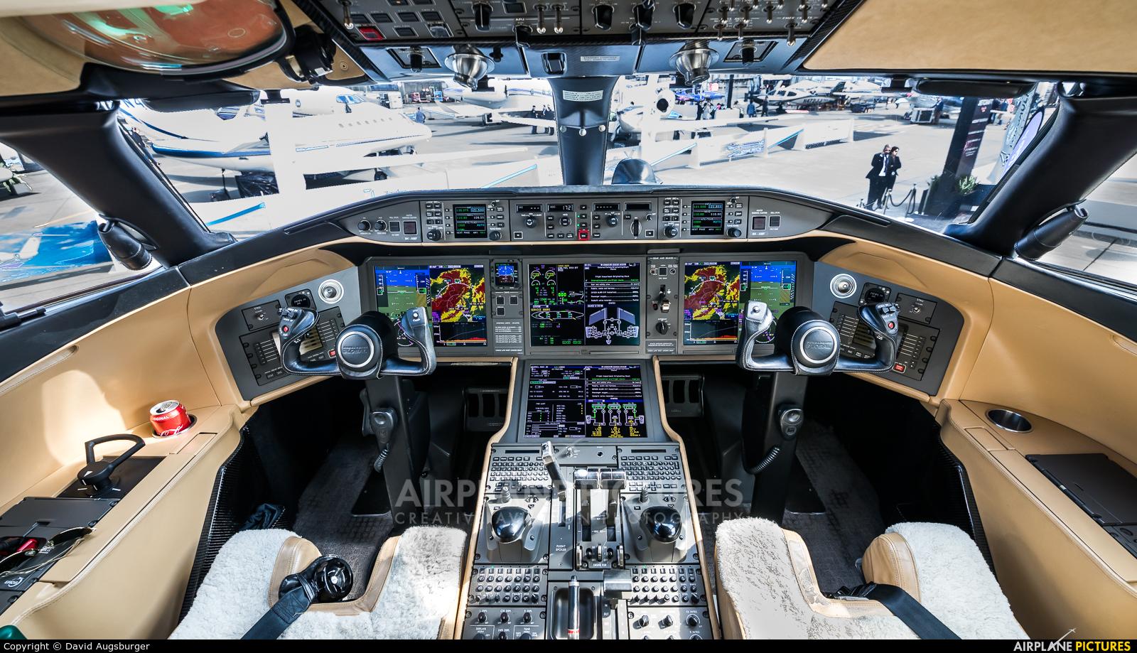Hyperion Aviation 9H-AMF aircraft at Geneva Intl