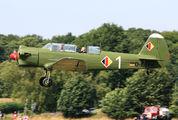 D-EYAK - Private Yakovlev Yak-18 aircraft