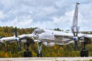 - - Russia - Navy Tupolev Tu-142MZ aircraft