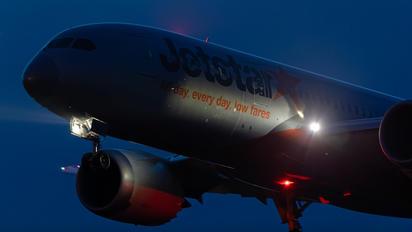 VH-VKD. - Jetstar Airways Boeing 787-8 Dreamliner