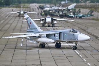 55 - Russia - Navy Sukhoi Su-24M