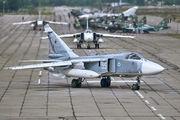 55 - Russia - Navy Sukhoi Su-24M aircraft