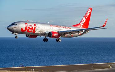 G-JZHV - Jet2 Boeing 737-8MG