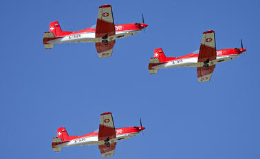 A-928 - Switzerland - Air Force: PC-7 Team Pilatus PC-7 I & II