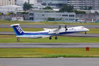 JA841A - ANA - All Nippon Airways de Havilland Canada DHC-8-400Q / Bombardier Q400