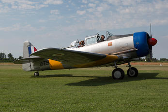 I-HRVD - Private North American Harvard/Texan (AT-6, 16, SNJ series)