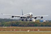 HS-TYV - Thailand - Air Force Airbus A340-500 aircraft