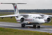 Libyan Antonov An74 visited Berlin title=