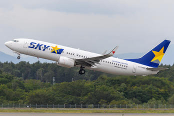 JA73NM - Skymark Airlines Boeing 737-800
