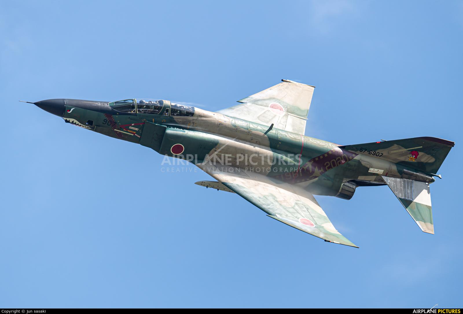 Japan - Air Self Defence Force 57-6907 aircraft at Matsushima AB