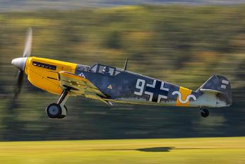 HA-1112 - Air Leasing Ltd Hispano Aviación HA-1112-M1L Buchon