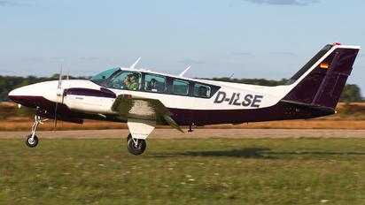 D-ILSE - Private Beechcraft 58 Baron