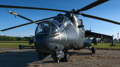 338 - Hungary - Air Force Mil Mi-24P
