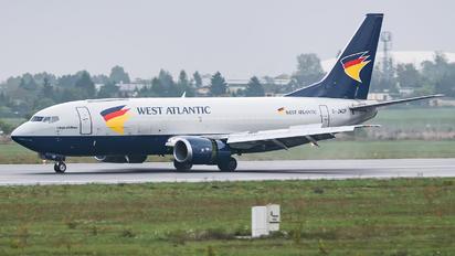 G-JMCP - West Atlantic Boeing 737-300