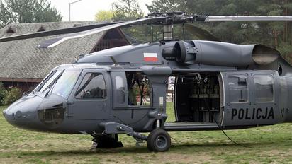 SN-70XP - Poland - Police Sikorsky S-70I Blackhawk