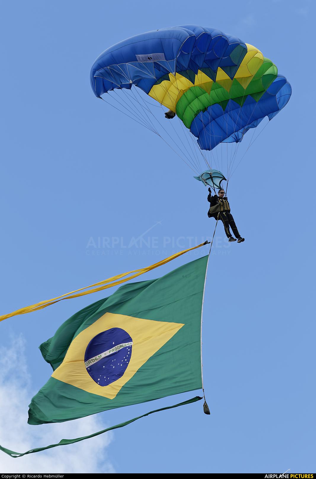Brazil - Army - aircraft at Taubaté