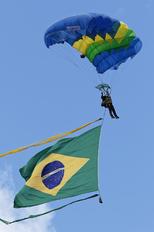 - - Brazil - Army Parachute Parachutist