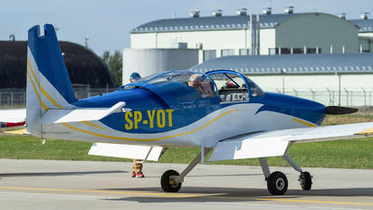 SP-YOT - Private Jabiru J430