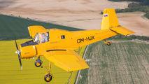 OM-HJX - Aero Slovakia Zlín Aircraft Z-37A Čmelák aircraft