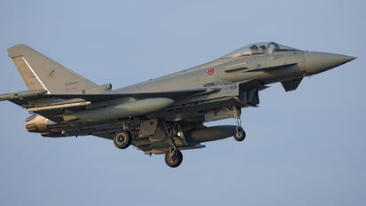 M.M. 7354 - Italy - Air Force Eurofighter Typhoon