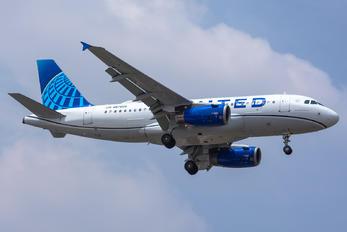 N876UA - United Airlines Airbus A319