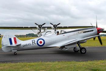 G-BUOS - Spitfire Supermarine Spitfire FR.XVIIIe