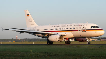 15+03 - Germany - Air Force Airbus A319 CJ