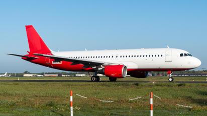 D-AEUD - Eurowings Airbus A320