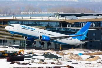VP-BQB - Pobeda Boeing 737-800