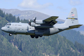 6709 - USA - Air Force Lockheed C-130H Hercules