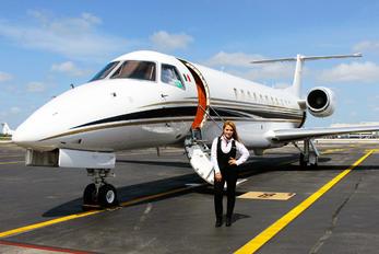 XA-KAD - Private - Aviation Glamour - Flight Attendant