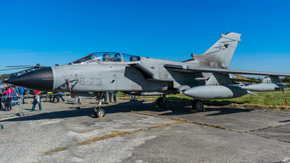 MM7030 - Italy - Air Force Panavia Tornado - ECR
