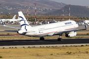 SX-DNB - Aegean Airlines Airbus A320 aircraft