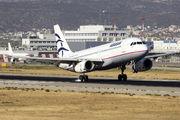 SX-DVM - Aegean Airlines Airbus A320 aircraft