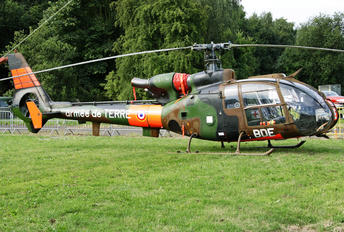 1193 - France - Army Aerospatiale SA-341 / 342 Gazelle (all models)