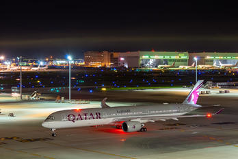A7-ANF - Qatar Airways Airbus A350-1000