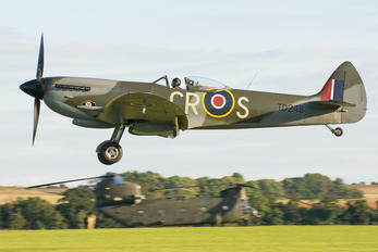 TD248 - Private Supermarine Spitfire LF.XVI