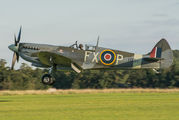 TD314 - Private Supermarine Spitfire HF.VIIIC aircraft