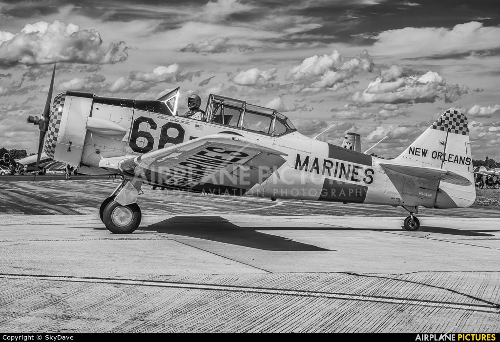 Private N4983N aircraft at Oshkosh - Wittman Regional