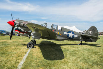 NL977WM - Private Curtiss TP-40N Warhawk
