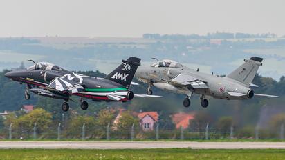 MM7184 - Italy - Air Force AMX International A-11 Ghibli