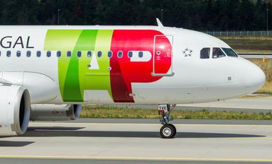 CS-TVE - TAP Portugal Airbus A320 NEO