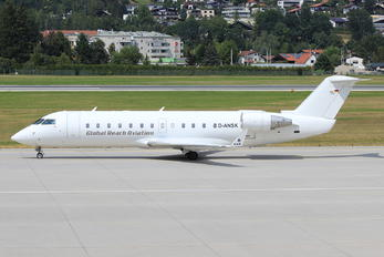 D-ANSK - Global Reach Aviation Bombardier CRJ-200LR